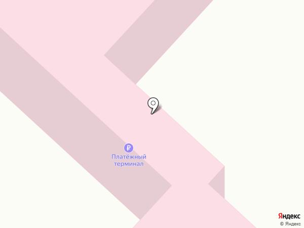Иншинка на карте Донского