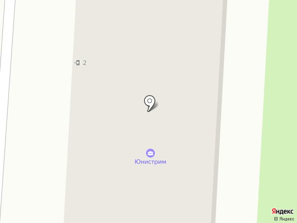 Донской-1 на карте Донского