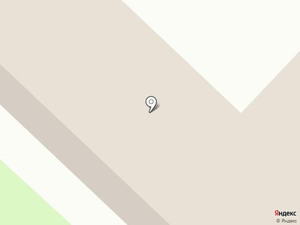 Графский дворик на карте Донского