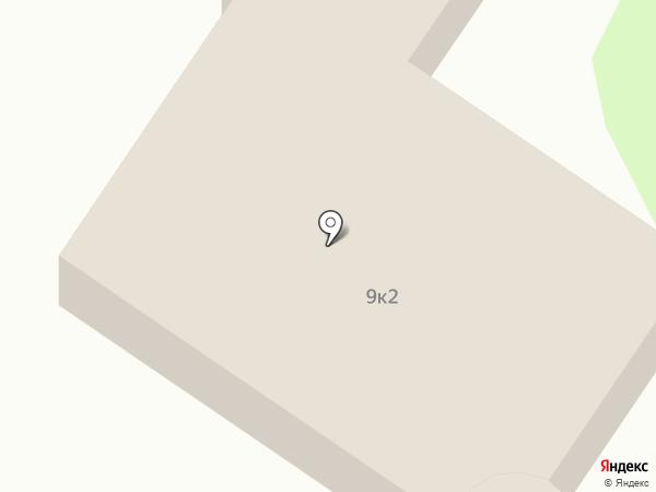 Бобрики на карте Донского