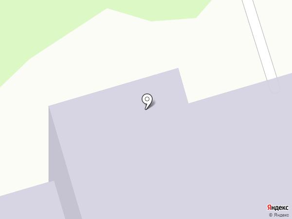 Средняя общеобразовательная школа №7 на карте Донского