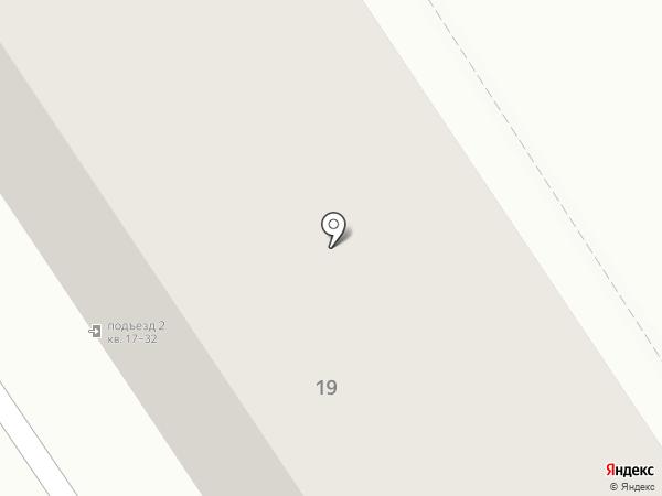 Эстель на карте Донского