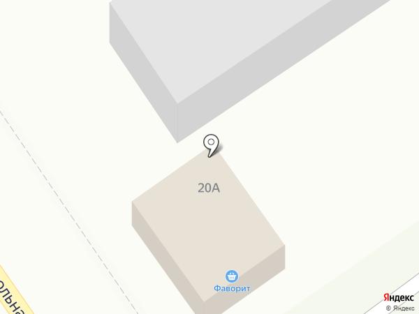 Фаворит на карте Донского
