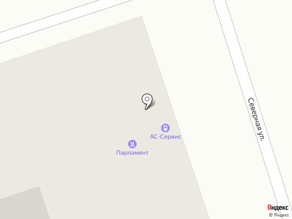 Магазин промтоваров на карте Донского