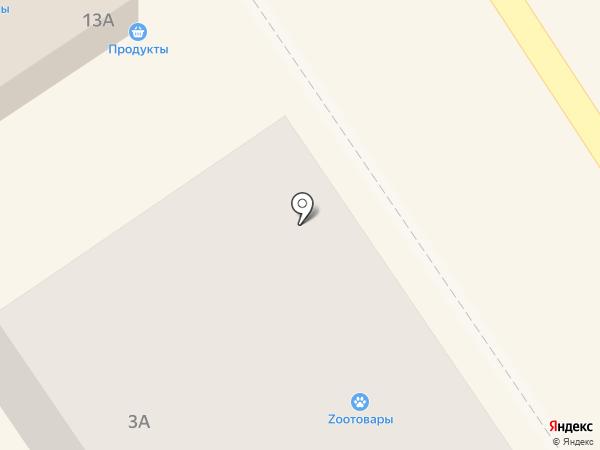 Бренд на карте Донского