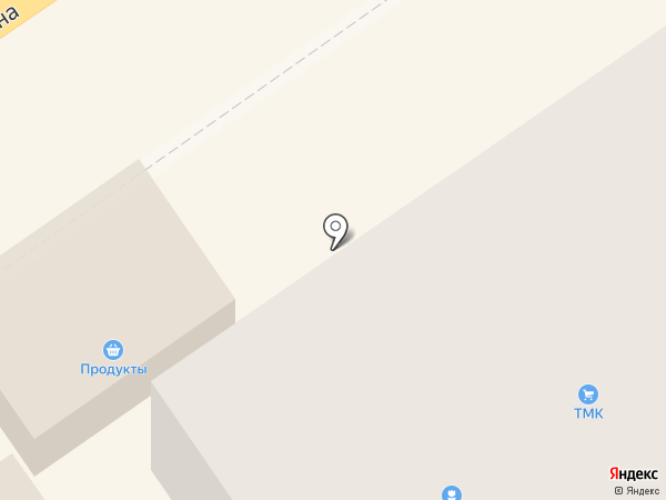 ТМК на карте Донского