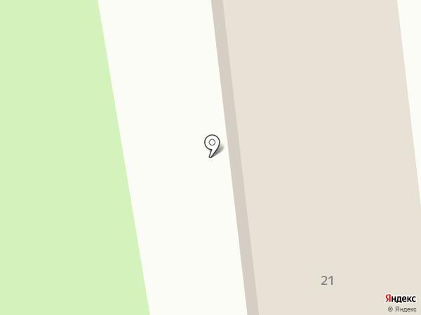 Южный на карте Геленджика