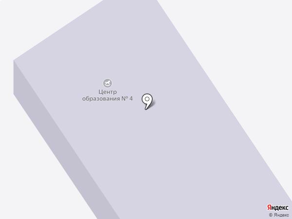 Детский сад №21 на карте Донского