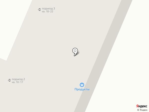 Тройка на карте Донского