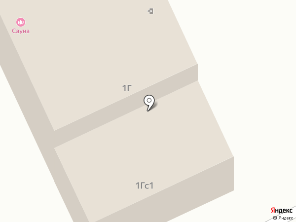Магазин по продаже автозапчастей на карте Новомосковска