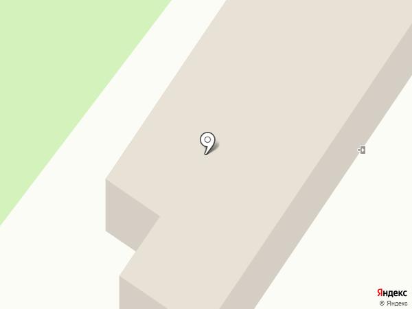 Архипо-Осиповка на карте Геленджика