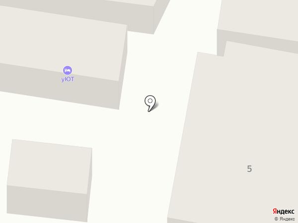 Уют на карте Геленджика
