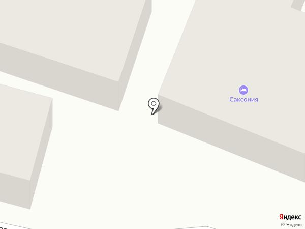 Автосервис на карте Геленджика