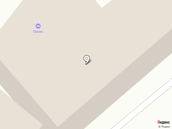 Оазис на карте Геленджика
