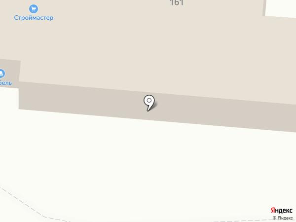 Строймастер на карте Геленджика