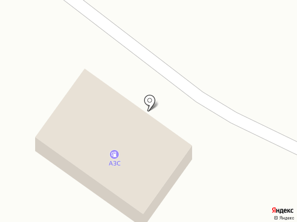 Продуктовый магазин на карте Афипсипа