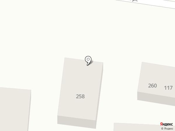 Диод23 на карте Краснодара