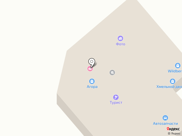 Trendy на карте Давыдово