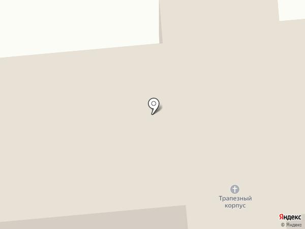 Церковь Царственных Страстотерпцев на карте Куровского