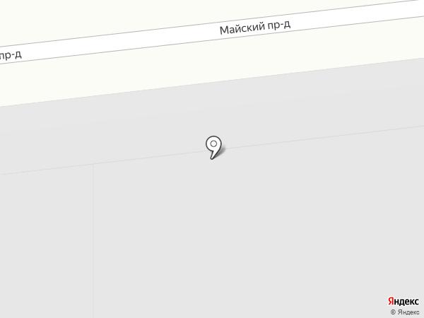004.ru на карте Краснодара