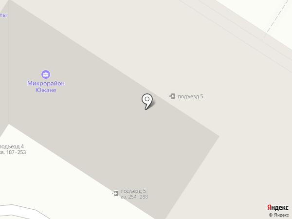 Южане на карте Краснодара