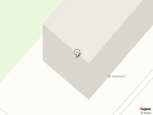 Уют, ТСЖ на карте Энема