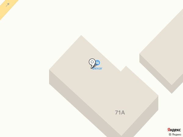 Bexar на карте Энема