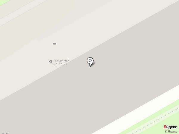 Бюро полиграфологов на карте Краснодара