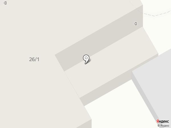 Natanaele на карте Краснодара