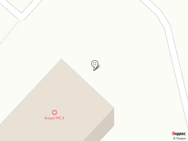Салон ритуальных услуг на карте Энема