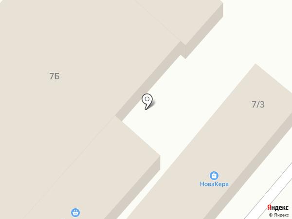 Усадьба на карте Энема