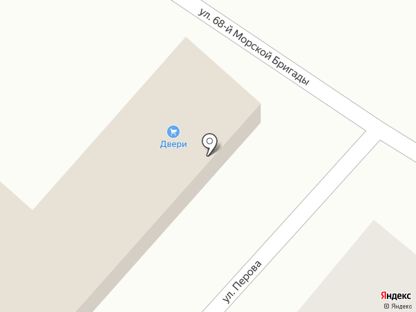 Автомойка на карте Энема