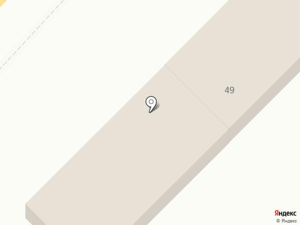 Шиномонтажная мастерская на карте Энема
