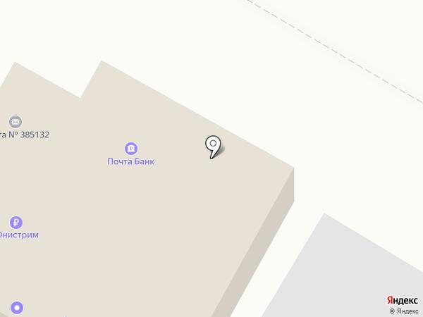 Почта Банк, ПАО на карте Энема