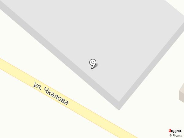 Shopping на карте Энема