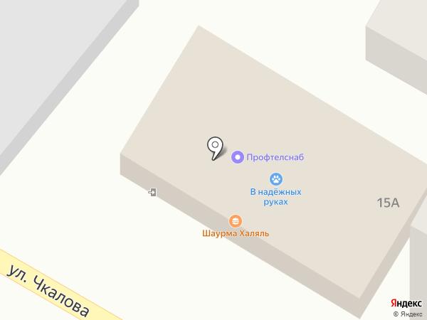 Текстиль Центр на карте Энема