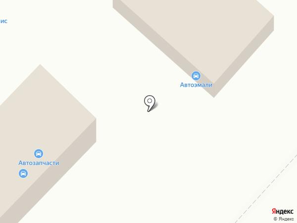 Автомагазин на карте Энема