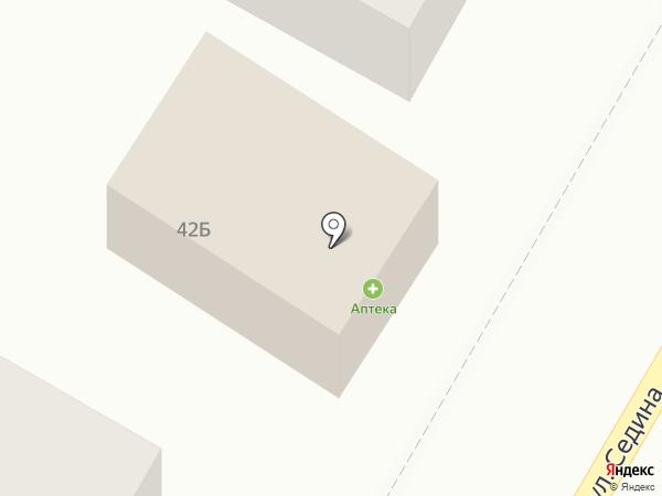 Экспресс на карте Энема