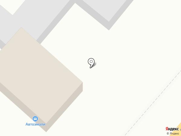 Магазин фастфудной продукции на карте Энема