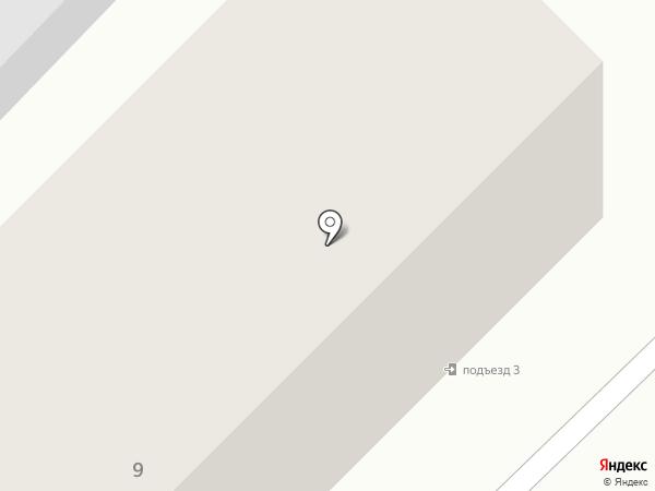 Участковый пункт полиции на карте Энема