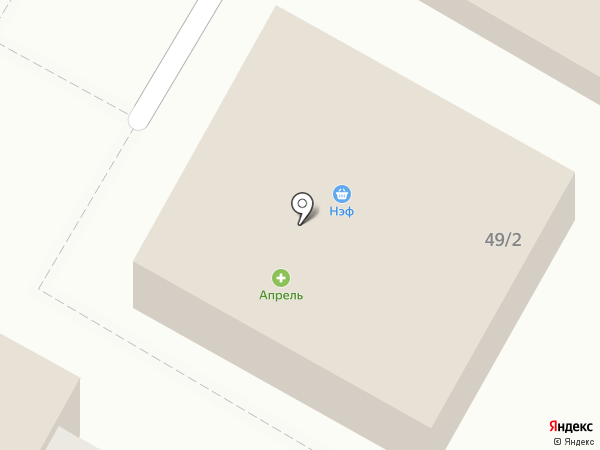 НЭФ на карте Энема