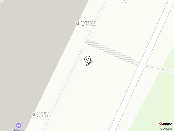 Happiang на карте Краснодара