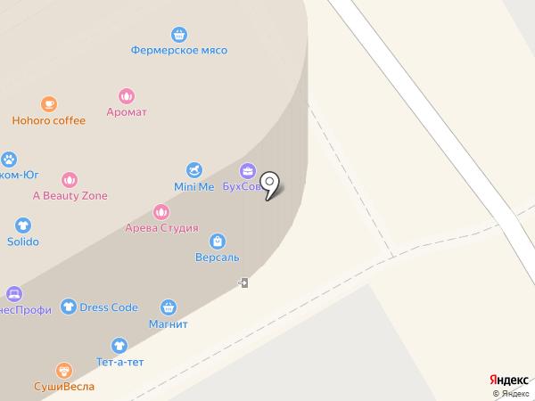 ДляВас на карте Краснодара