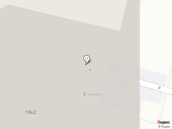 Дон Густо на карте Краснодара