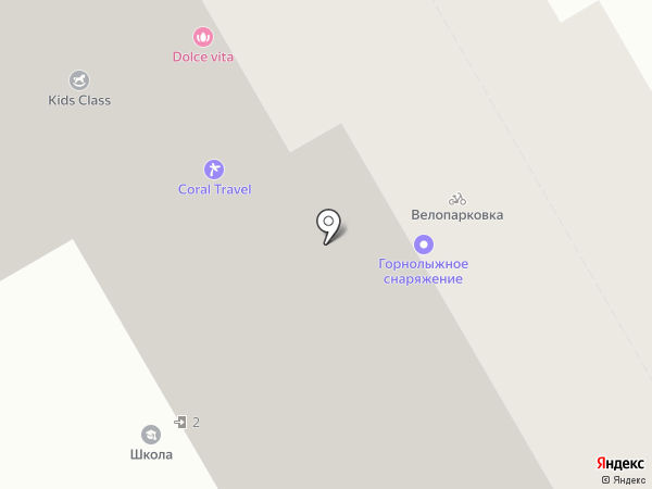 Алкар на карте Краснодара