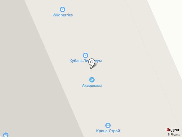 Level на карте Краснодара