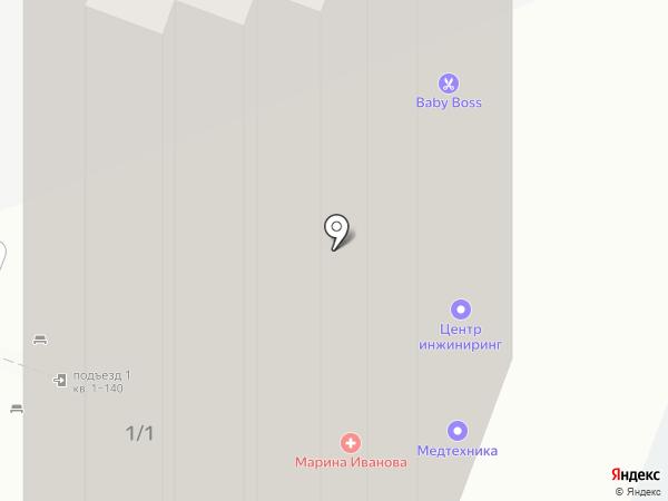 ДВ-ФИШ на карте Краснодара