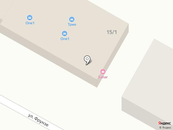 Спортивная школа №2 на карте Энема
