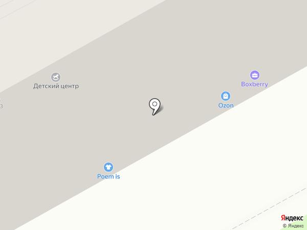 Ножки & Ручки на карте Краснодара