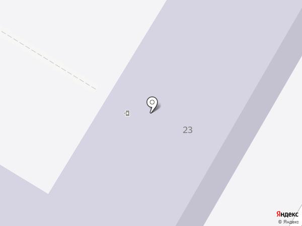 Средняя общеобразовательная школа №25 на карте Энема